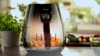 Philips Air Fryer TV Spot, 'A Revolution in Healthy Cooking' - Thumbnail 6