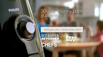 Philips Air Fryer TV Spot, 'A Revolution in Healthy Cooking' - Thumbnail 9