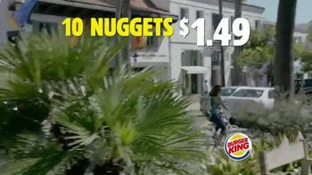 Burger King Chicken Nuggets TV Spot, 'That's So Wrong' - Thumbnail 8