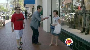 Burger King Chicken Nuggets TV Spot, 'That's So Wrong' - Thumbnail 2