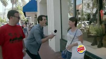 Burger King Chicken Nuggets TV Spot, 'That's So Wrong' - Thumbnail 3