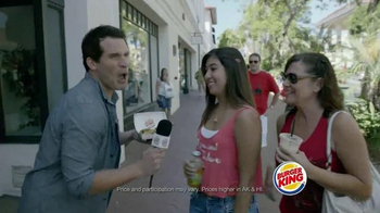 Burger King Chicken Nuggets TV Spot, 'That's So Wrong' - Thumbnail 5