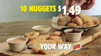 Burger King Chicken Nuggets TV Spot, 'That's So Wrong' - Thumbnail 6