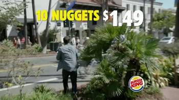 Burger King Chicken Nuggets TV Spot, 'That's So Wrong' - Thumbnail 7