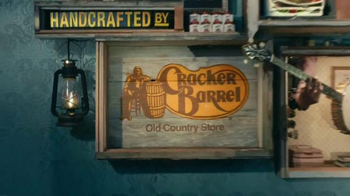 Cracker Barrel Old Country Store and Restaurant TV Spot, 'Home Style' - Thumbnail 9