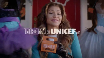 Trick-or-Treat for UNICEF TV Spot, 'Calling All Superheroes!'
