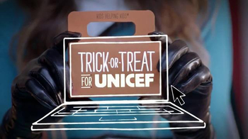 Trick-or-Treat for UNICEF TV Spot, 'Calling All Superheroes!' - Thumbnail 9