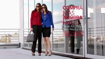Macy's Gran Venta de Trajes TV Spot, 'Compra más ahora más' [Spanish] - Thumbnail 2