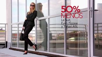Macy's Gran Venta de Trajes TV Spot, 'Compra más ahora más' [Spanish] - Thumbnail 7