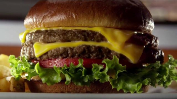 Chili's Lunch Double Burger TV Spot, 'New Lunch Double Burger' - Thumbnail 3