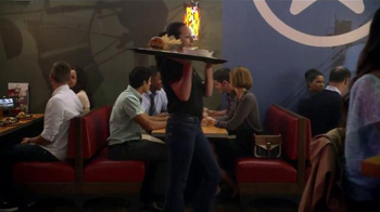 Chili's Lunch Double Burger TV Spot, 'New Lunch Double Burger' - Thumbnail 5
