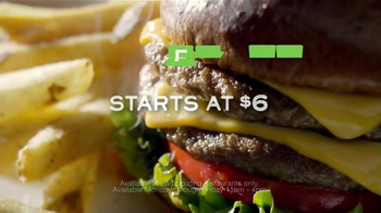 Chili's Lunch Double Burger TV Spot, 'New Lunch Double Burger' - Thumbnail 9