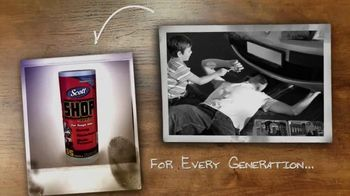 Scott Shop Towels TV Spot, 'Every Generation'