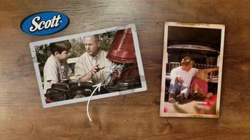Scott Shop Towels TV Spot, 'Every Generation' - Thumbnail 4