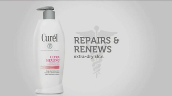 Curel Ultra Healing TV Spot, 'Goodbye, Dry Skin' - Thumbnail 3