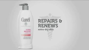 Curel Ultra Healing TV Spot, 'Goodbye, Dry Skin' - Thumbnail 4