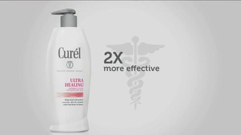 Curel Ultra Healing TV Spot, 'Goodbye, Dry Skin' - Thumbnail 5