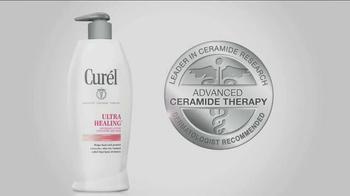 Curel Ultra Healing TV Spot, 'Goodbye, Dry Skin' - Thumbnail 7