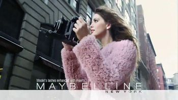 Maybelline New York Real Impact TV Spot, 'Volume Gets Real'
