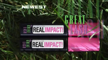 Maybelline New York Real Impact TV Spot, 'Volume Gets Real' - Thumbnail 3