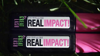 Maybelline New York Real Impact TV Spot, 'Volume Gets Real' - Thumbnail 4