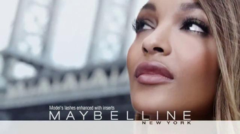 Maybelline New York Real Impact TV Spot, 'Volume Gets Real' - Thumbnail 5