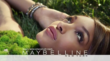 Maybelline New York Real Impact TV Spot, 'Volume Gets Real' - Thumbnail 7