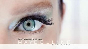 Maybelline New York Real Impact TV Spot, 'Volume Gets Real' - Thumbnail 9