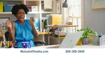 Mutual of Omaha Life Insurance TV Spot, 'The Thing You've Been Putting Off' - Thumbnail 4