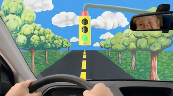Fisher Price Little People City Skyway TV Spot, 'Boy's Drive with Dad' - Thumbnail 2