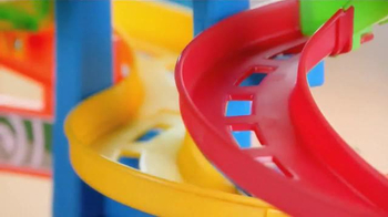 Fisher Price Little People City Skyway TV Spot, 'Boy's Drive with Dad' - Thumbnail 4