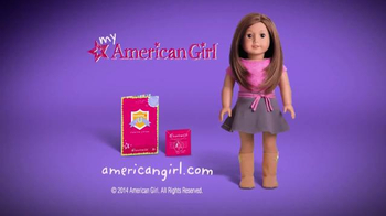 American Girl TV Spot, 'Share Your Story' - Thumbnail 10