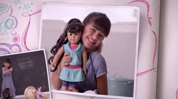American Girl TV Spot, 'Share Your Story' - Thumbnail 6