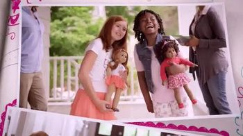 American Girl TV Spot, 'Share Your Story'
