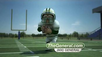 The General TV Spot, 'Football' - Thumbnail 1