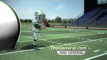 The General TV Spot, 'Football' - Thumbnail 2