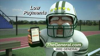 The General TV Spot, 'Football' - Thumbnail 5