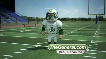 The General TV Spot, 'Football' - Thumbnail 9