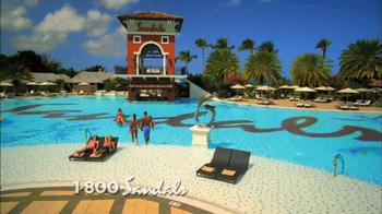 Sandals Resorts TV Spot, 'A Break, An Escape' - Thumbnail 1