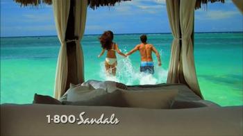 Sandals Resorts TV Spot, 'A Break, An Escape' - Thumbnail 2