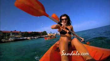 Sandals Resorts TV Spot, 'A Break, An Escape' - Thumbnail 4