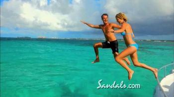 Sandals Resorts TV Spot, 'A Break, An Escape' - Thumbnail 5