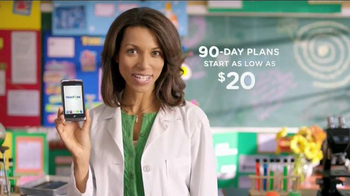 TracFone 90-Day Plans TV Spot, 'Classroom' - Thumbnail 7