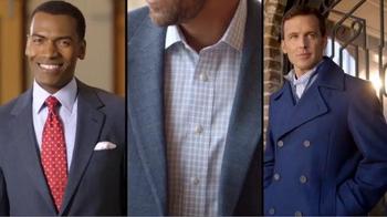 JoS. A. Bank TV Spot, 'October: BOG3 Suits + Sportcoats #2' - Thumbnail 6