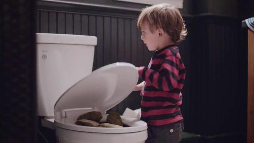 Delta FlushIQ TV Commercial, 'Potty Training'