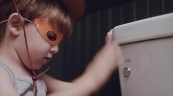 Delta FlushIQ TV Spot, 'Potty Training' - Thumbnail 4