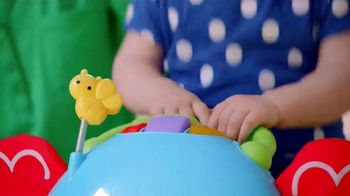 Fisher Price Bounce, Stride & Ride Elephant TV Spot, 'Baby to Play' - Thumbnail 4
