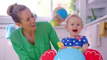 Fisher Price Bounce, Stride & Ride Elephant TV Spot, 'Baby to Play' - Thumbnail 5