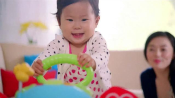 Fisher Price Bounce, Stride & Ride Elephant TV Spot, 'Baby to Play' - Thumbnail 6