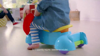 Fisher Price Bounce, Stride & Ride Elephant TV Spot, 'Baby to Play' - Thumbnail 7